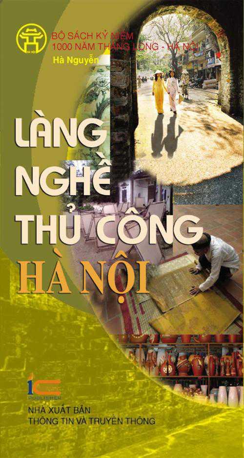 Làng nghề thủ công Hà Nội