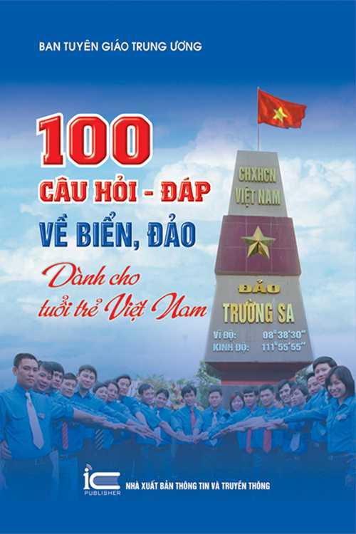 100 câu hỏi đáp về biển, đảo dành cho tuổi trẻ Việt Nam