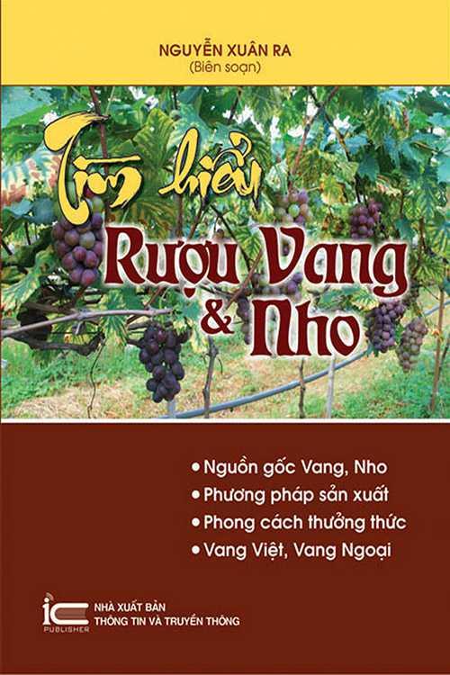 Tìm hiểu rượu vang và nho