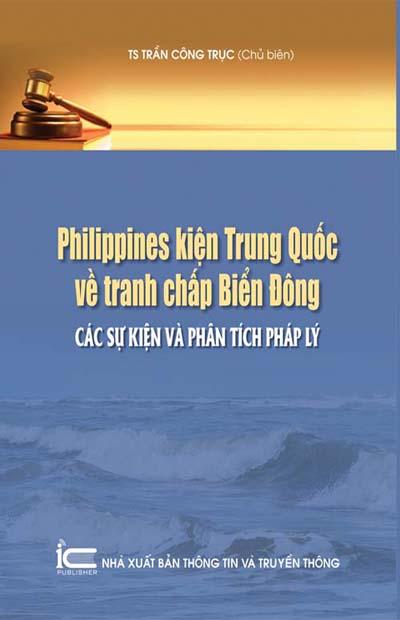 Philippines kiện Trung Quốc về tranh chấp Biển Đông: Các sự kiện về tranh chấp pháp lý